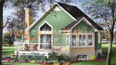 供应木别墅,木房子