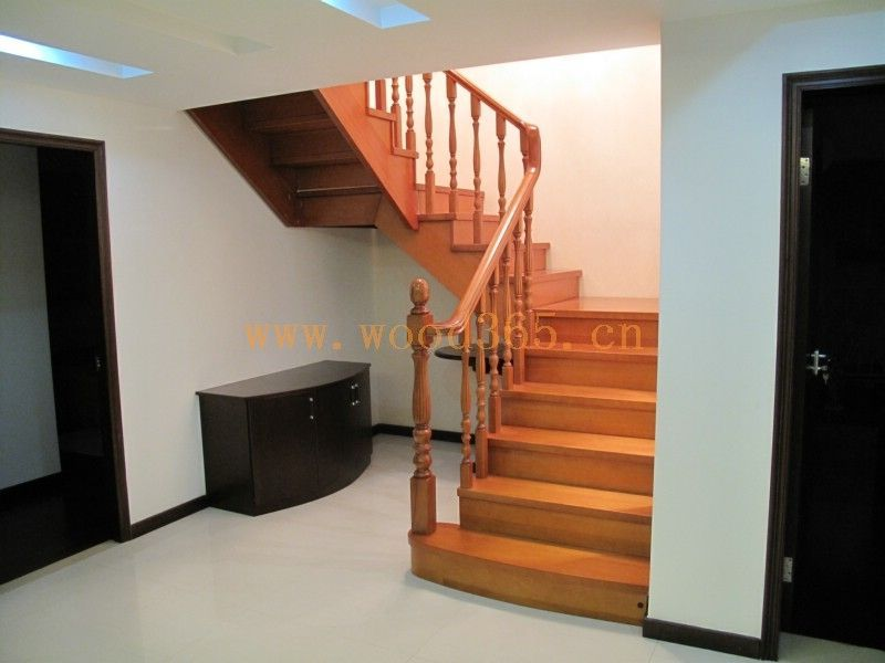 玉豪木艺楼梯厂图片