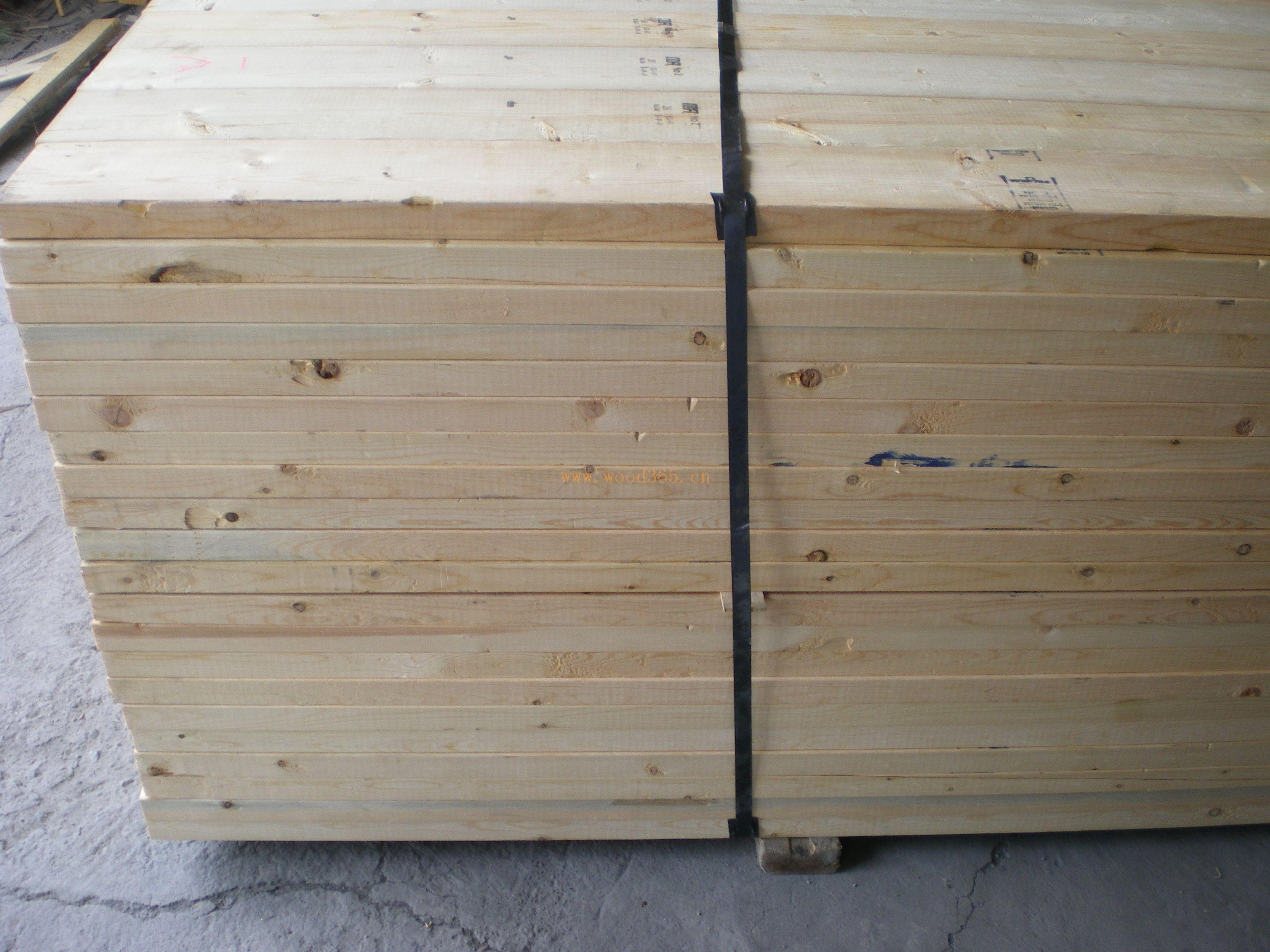 橡胶木 加拿大进口松木板材