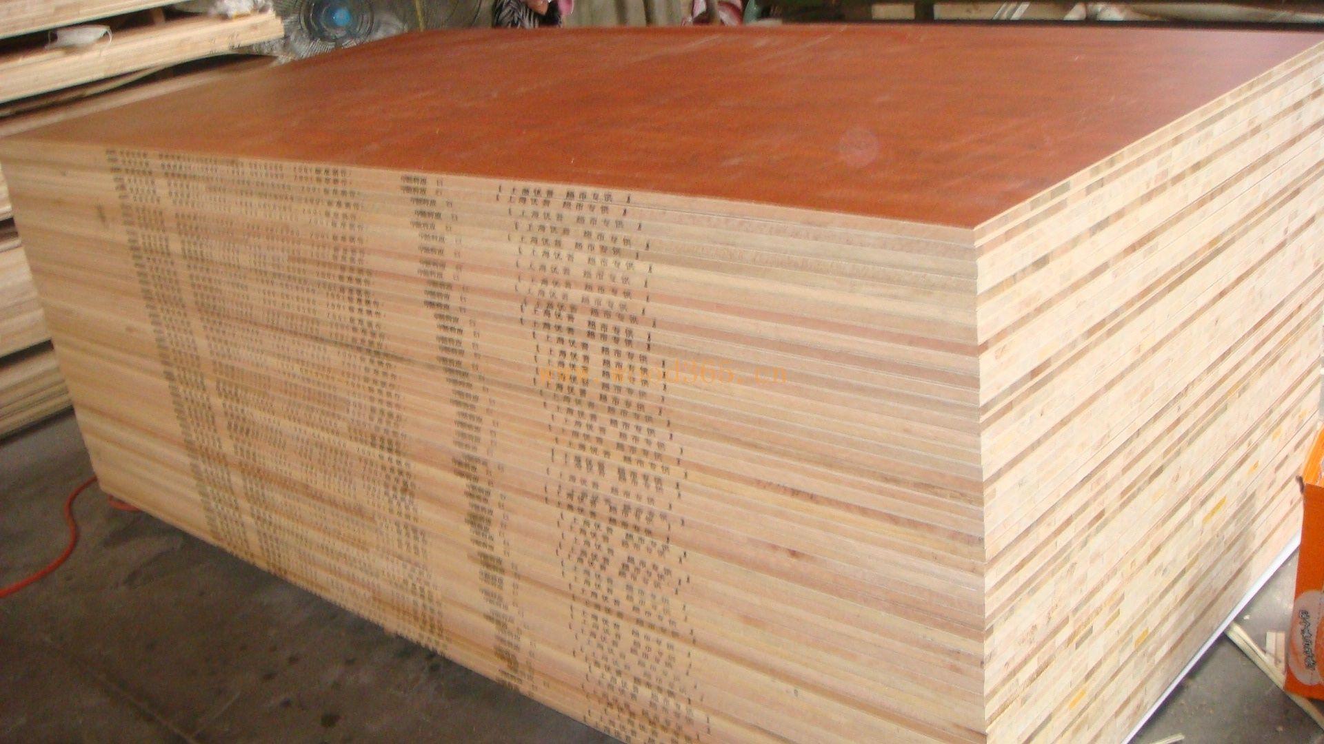 生态板细木工板