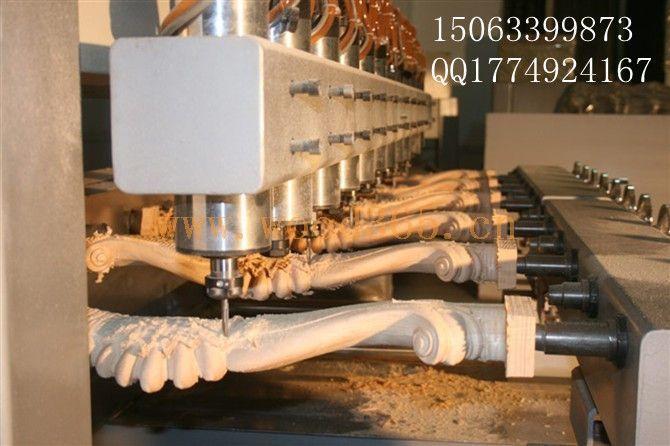 圆柱形木工雕刻机1