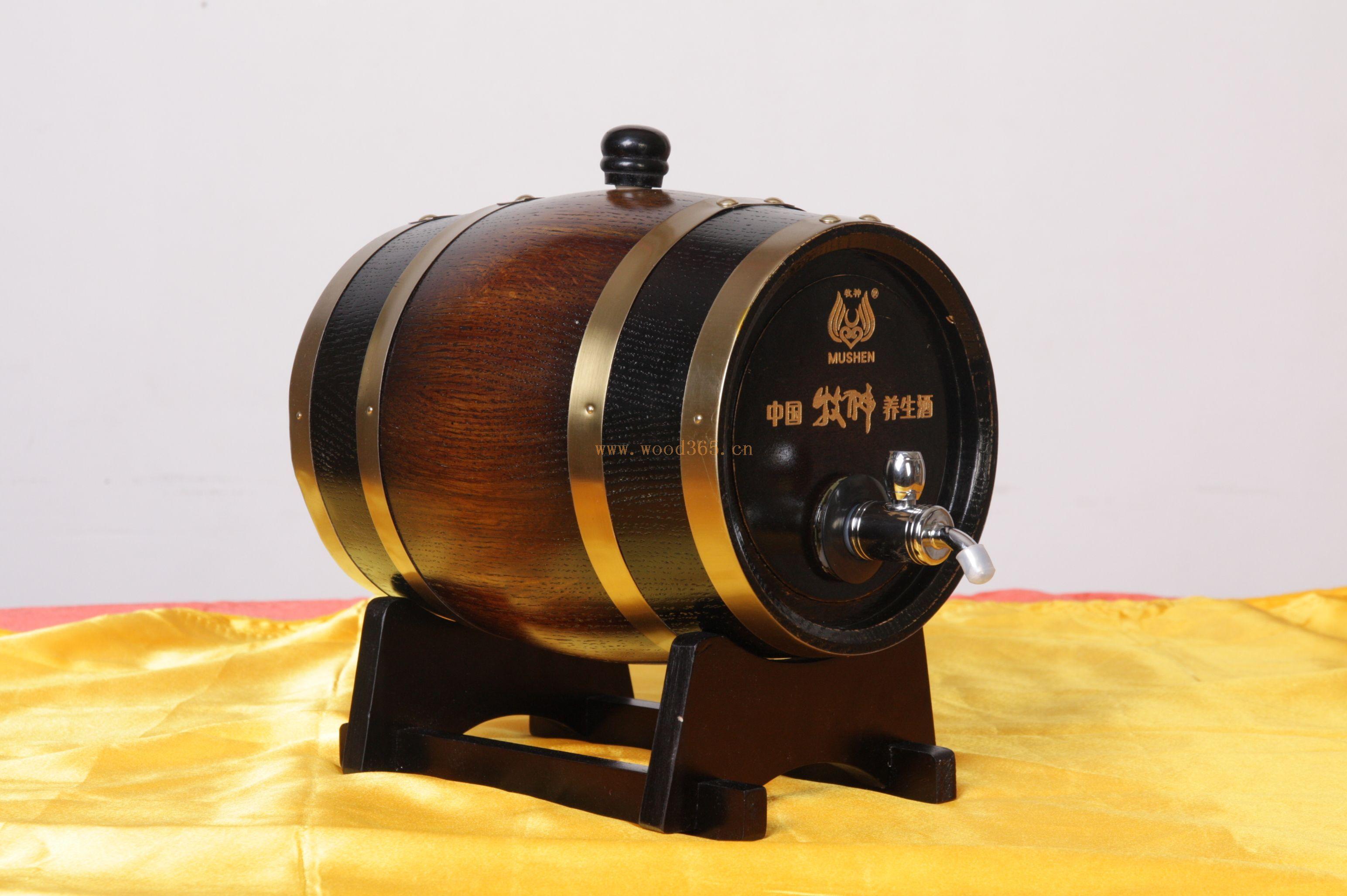 橡木桶,酒桶,木制酒盒