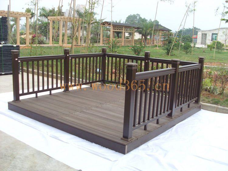 塑木地板,塑木栏杆,塑木椅
