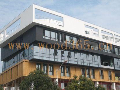 易美15010062829低碳板低碳生态建材生态木防水防腐防虫防霉防冻幕墙