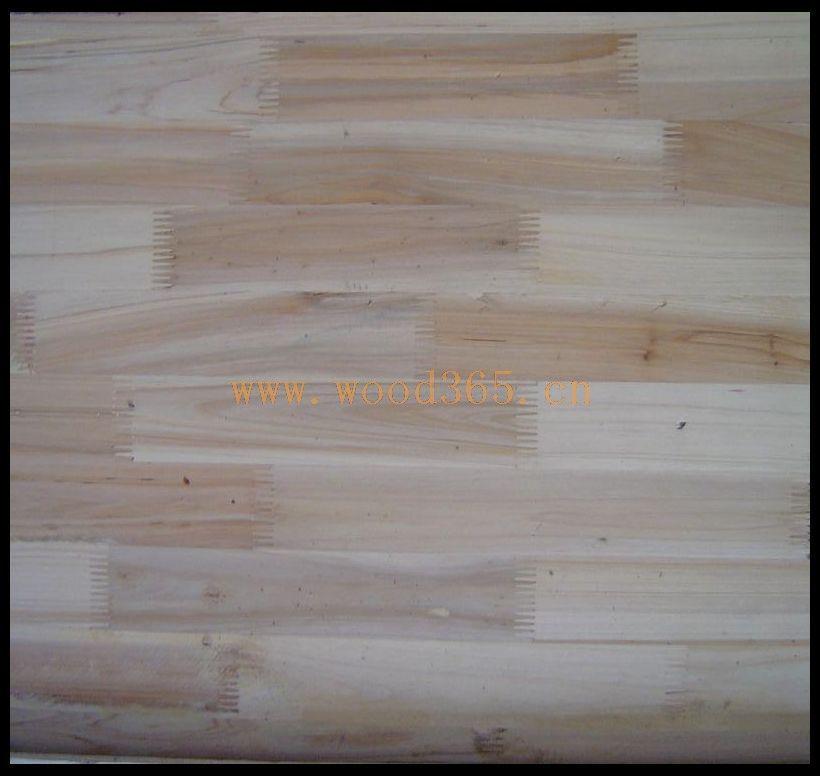 厂家直销各种规格松木指接板 1.3cm厚
