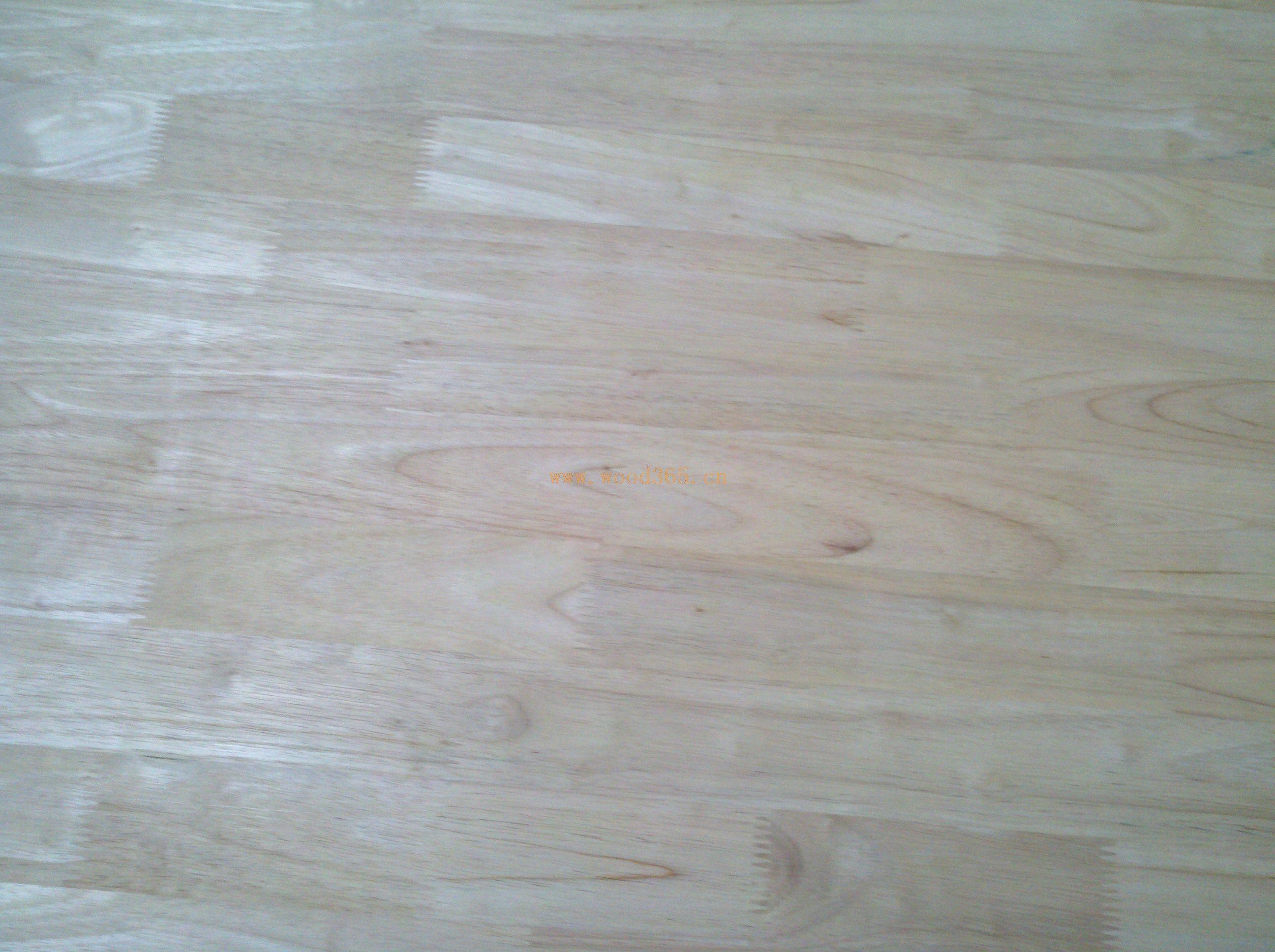 进口泰国橡胶木集成材