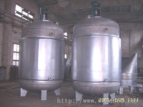 制胶设备反应釜