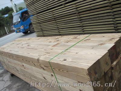 南方松防腐木及素材供应