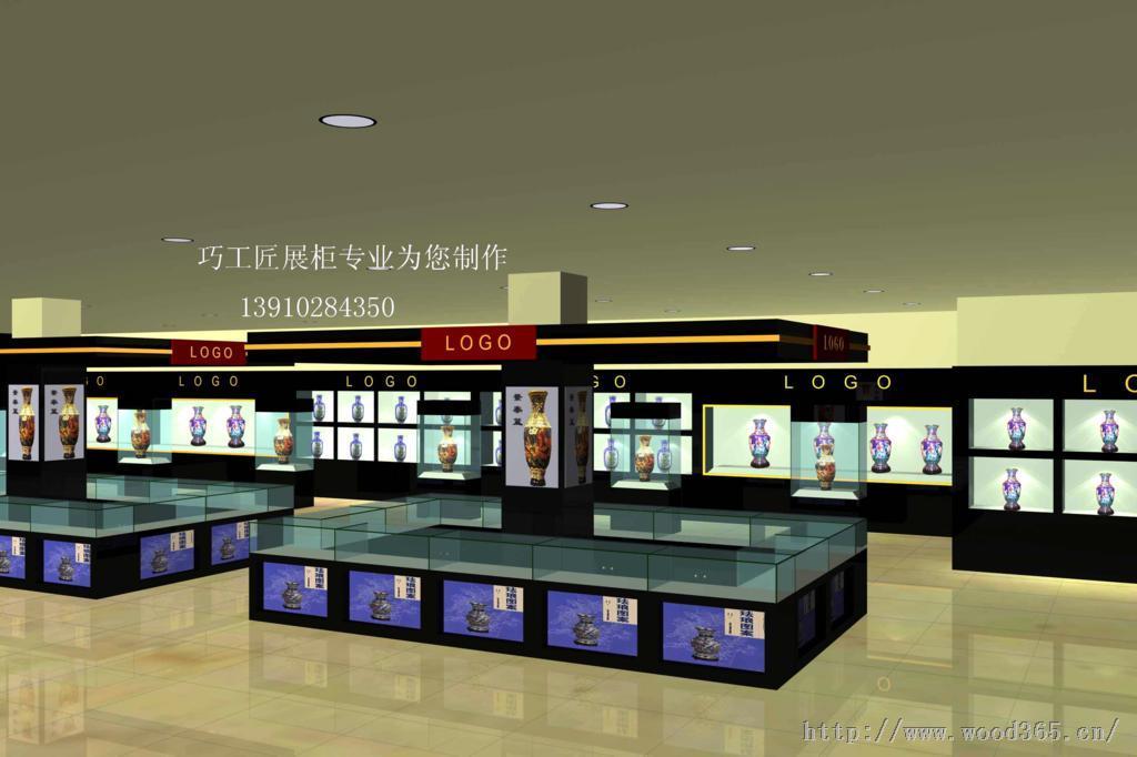 北京商场展柜设计制作公司
