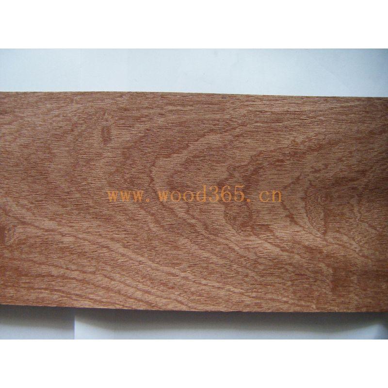 供应沙比利花纹木皮
