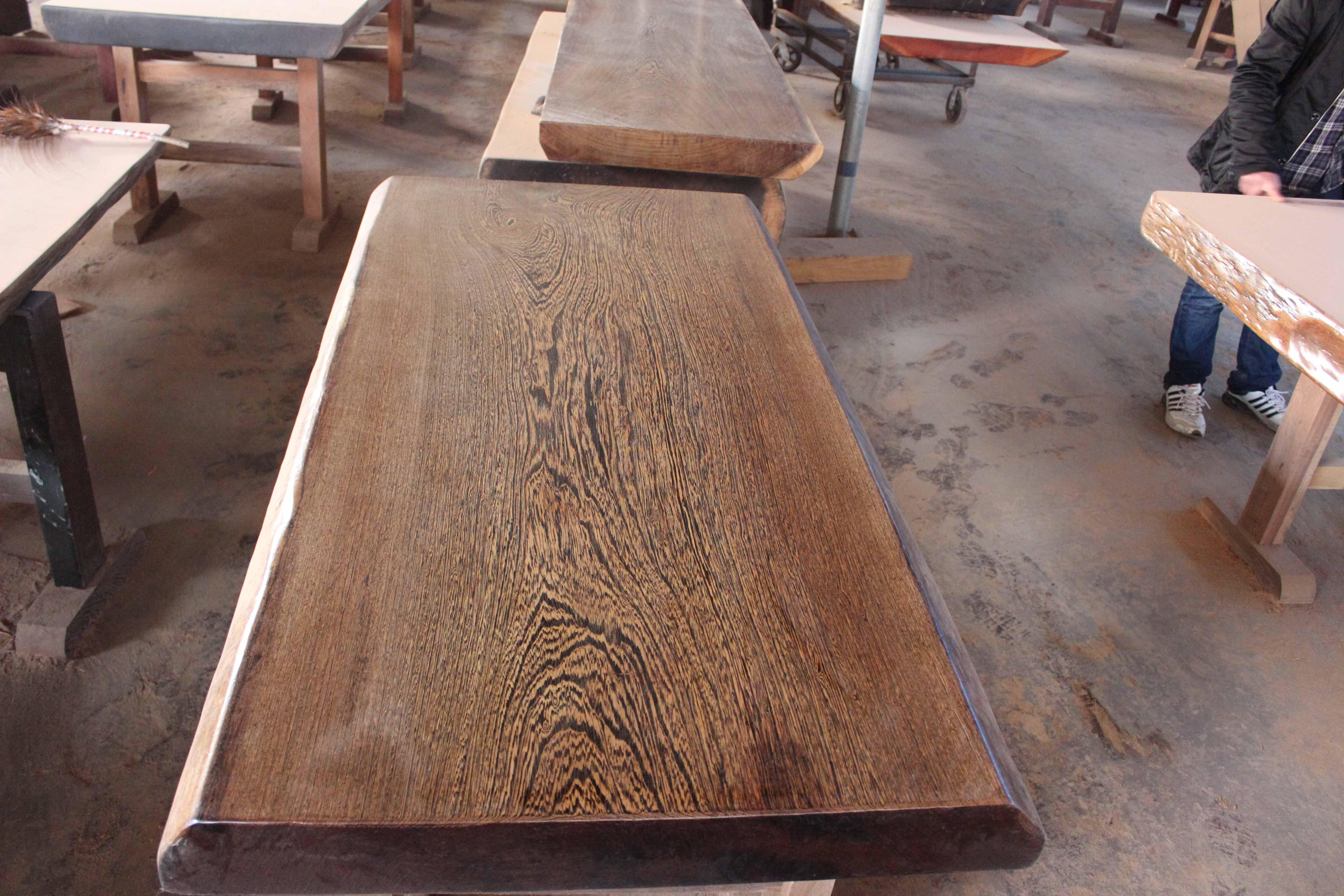 大量批发鸡翅大板 鸡翅木办公桌 老板桌 办公桌用品