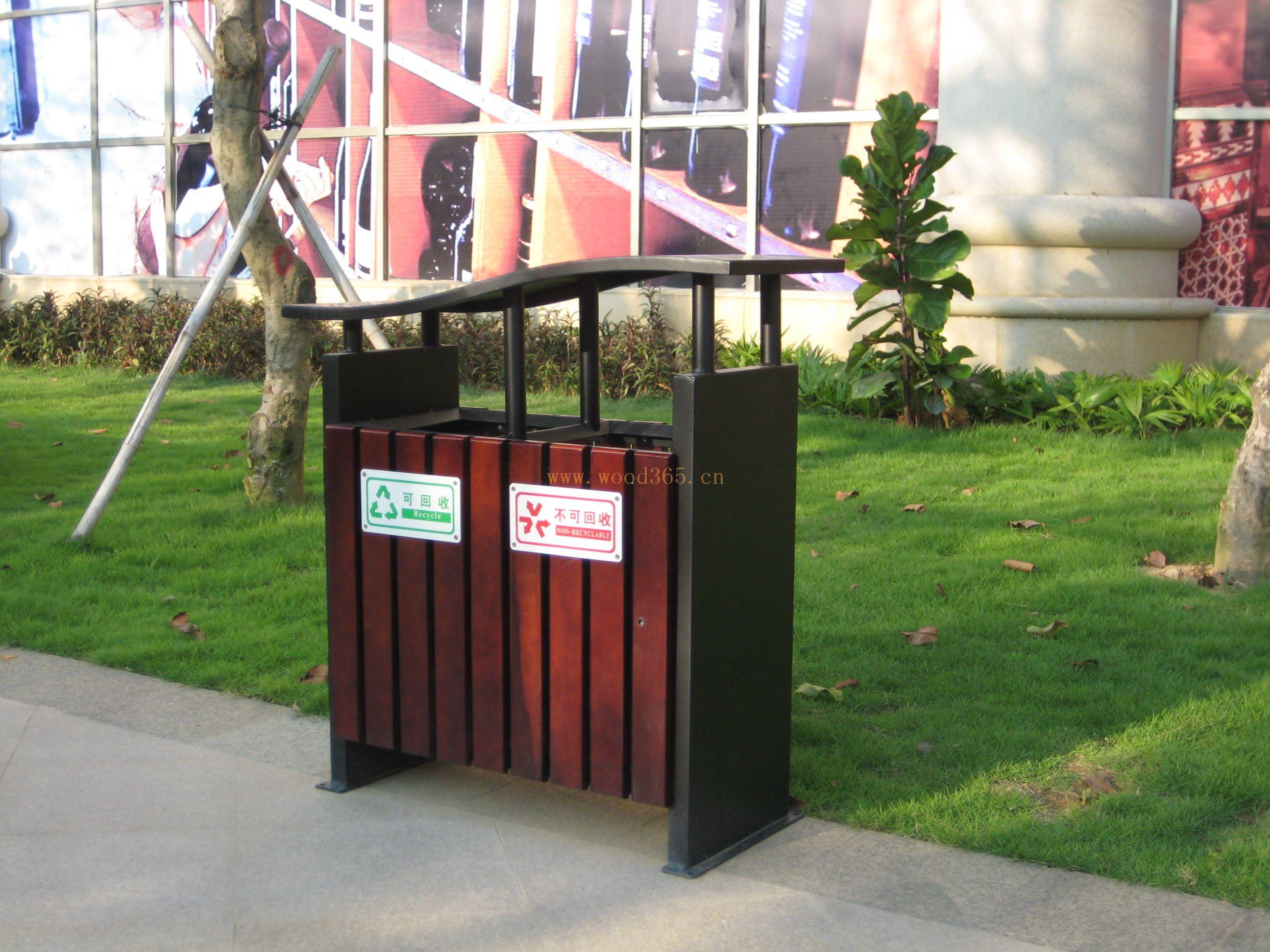 户外垃圾桶-广州市向葵户外家具有限公司
