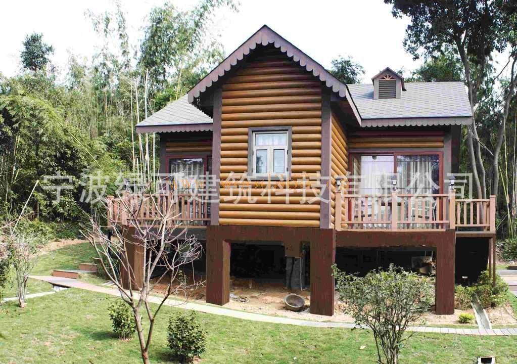 别墅从事我司专业描述木屋木结构春景(生态)的v别墅豪苑别墅产品二手图片