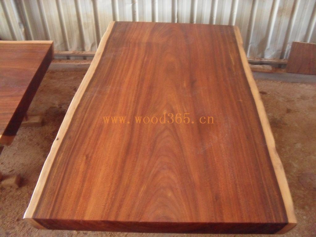 非洲菠萝格大板/实木大板/红木茶桌/办公电脑桌/大班台/老板桌