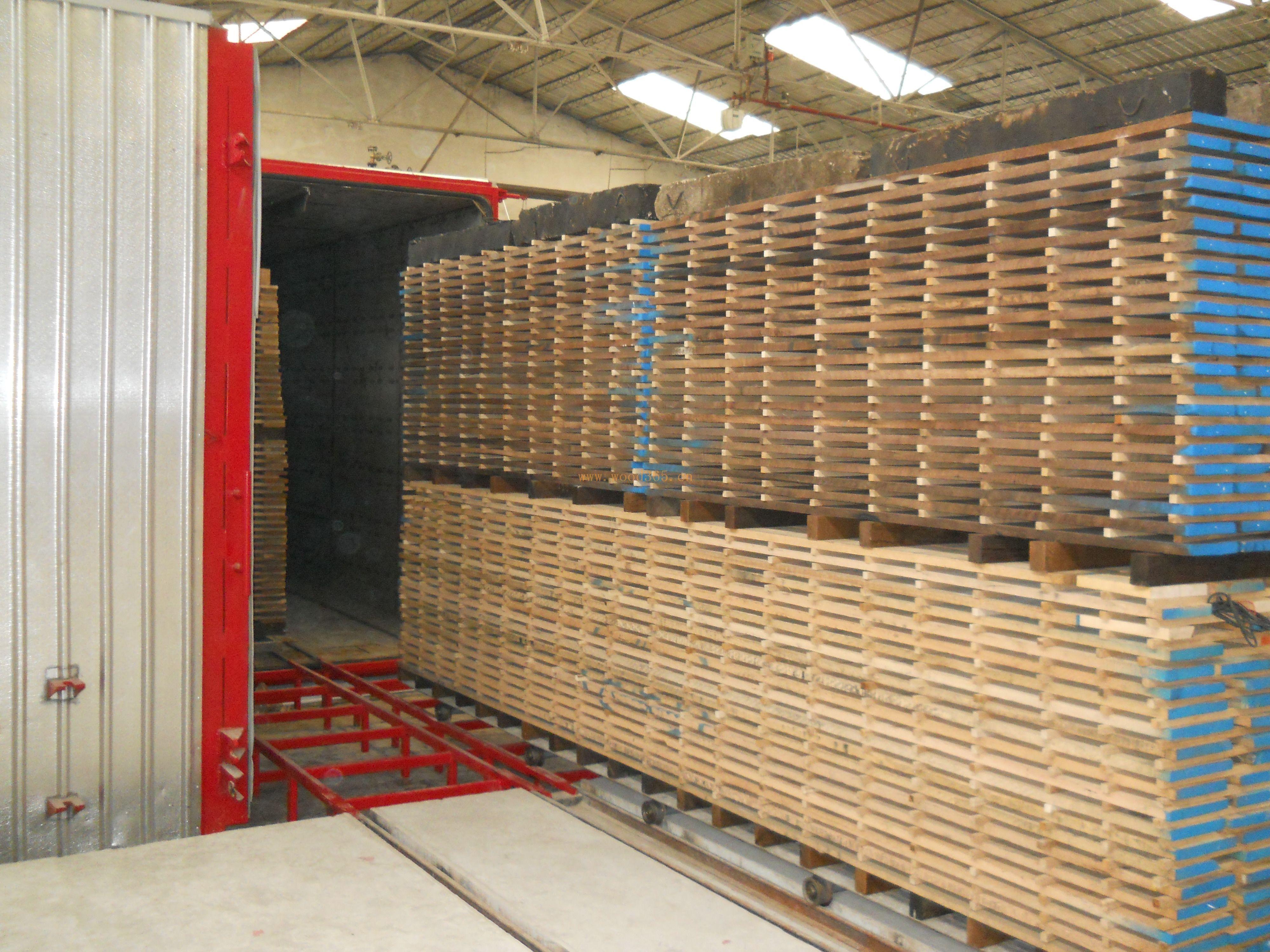 意大利达意真空木材干燥设备