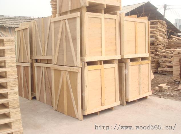 木箱图纸 图片合集