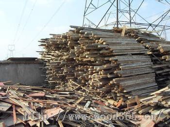 北京连城废旧木材回收公司