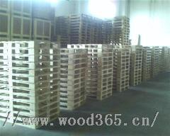 专业生产定做各种规格卡板 木箱 地台板 夹板箱 建筑木方 建筑模板
