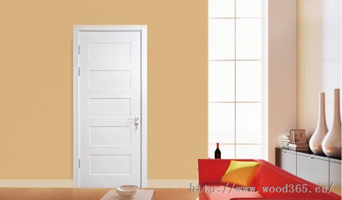 供应烤漆门 室内门图片 木门价格