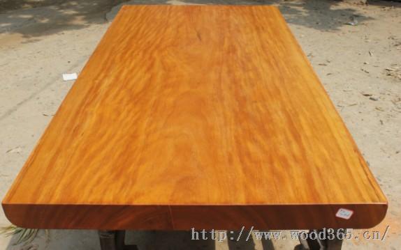 洲黄花梨大板桌原木实木大板红木书桌写字台餐桌老板桌179 87 福建