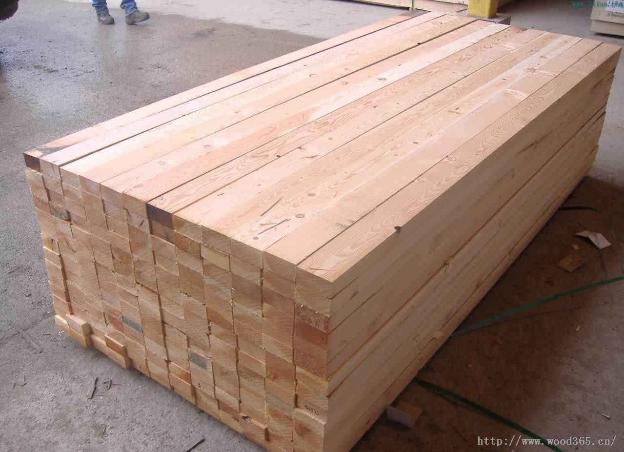 辐射松木方