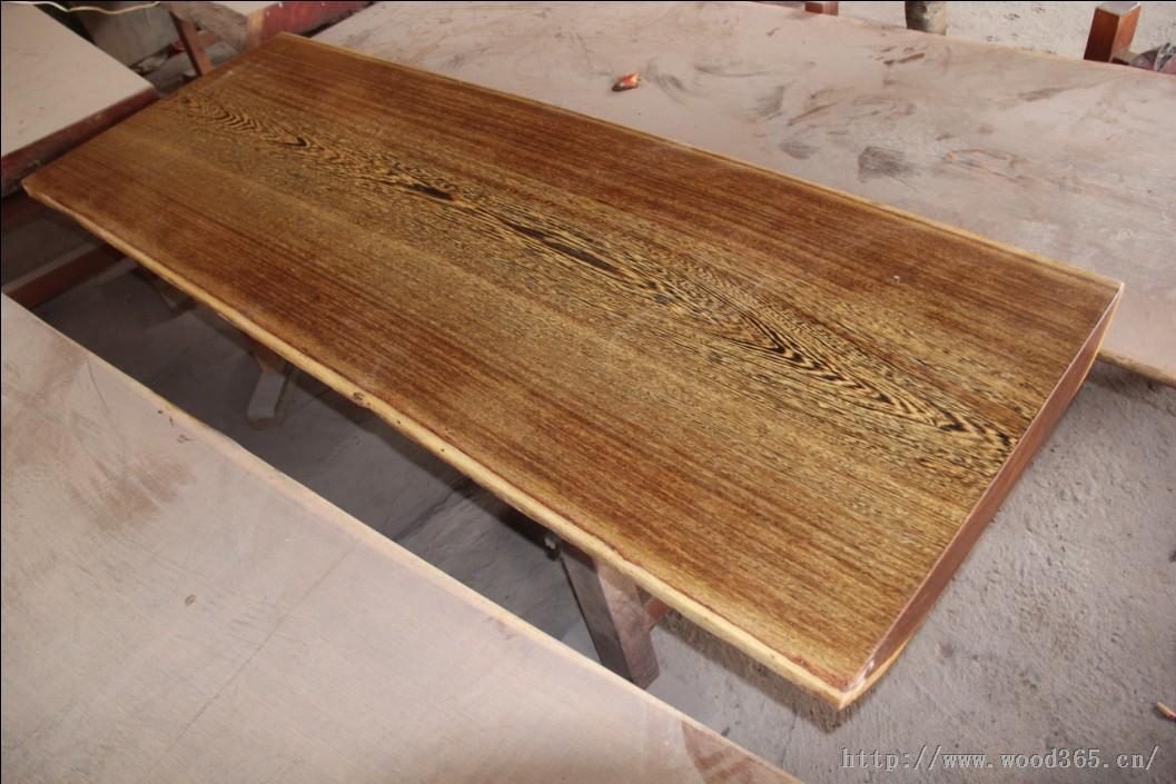 供应鸡翅木大板桌实木办公桌原木茶桌简约现代红木