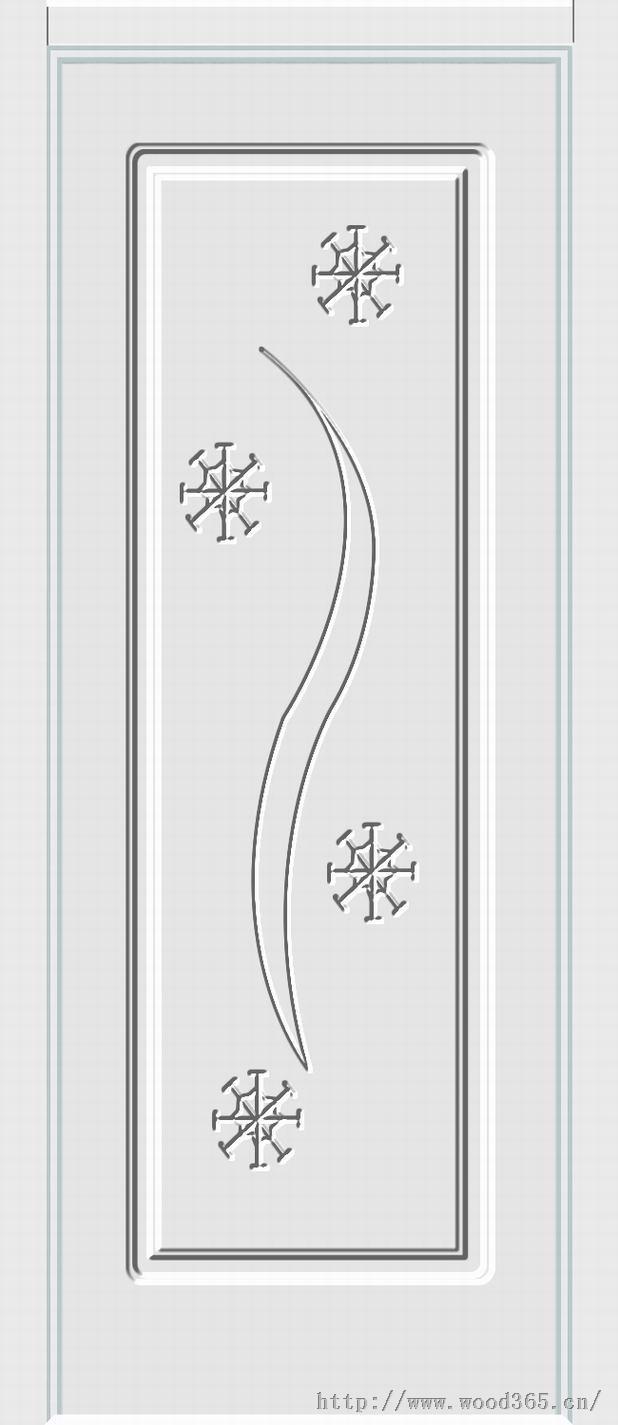 实木浮雕门