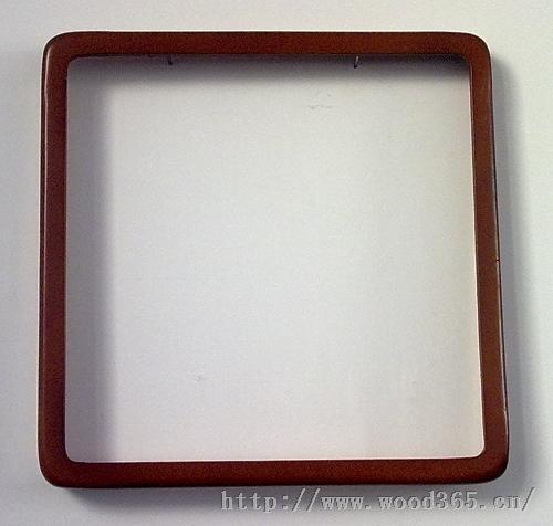 桐木画框,红木画框,圆角画框,圆角国画框,实木国画框