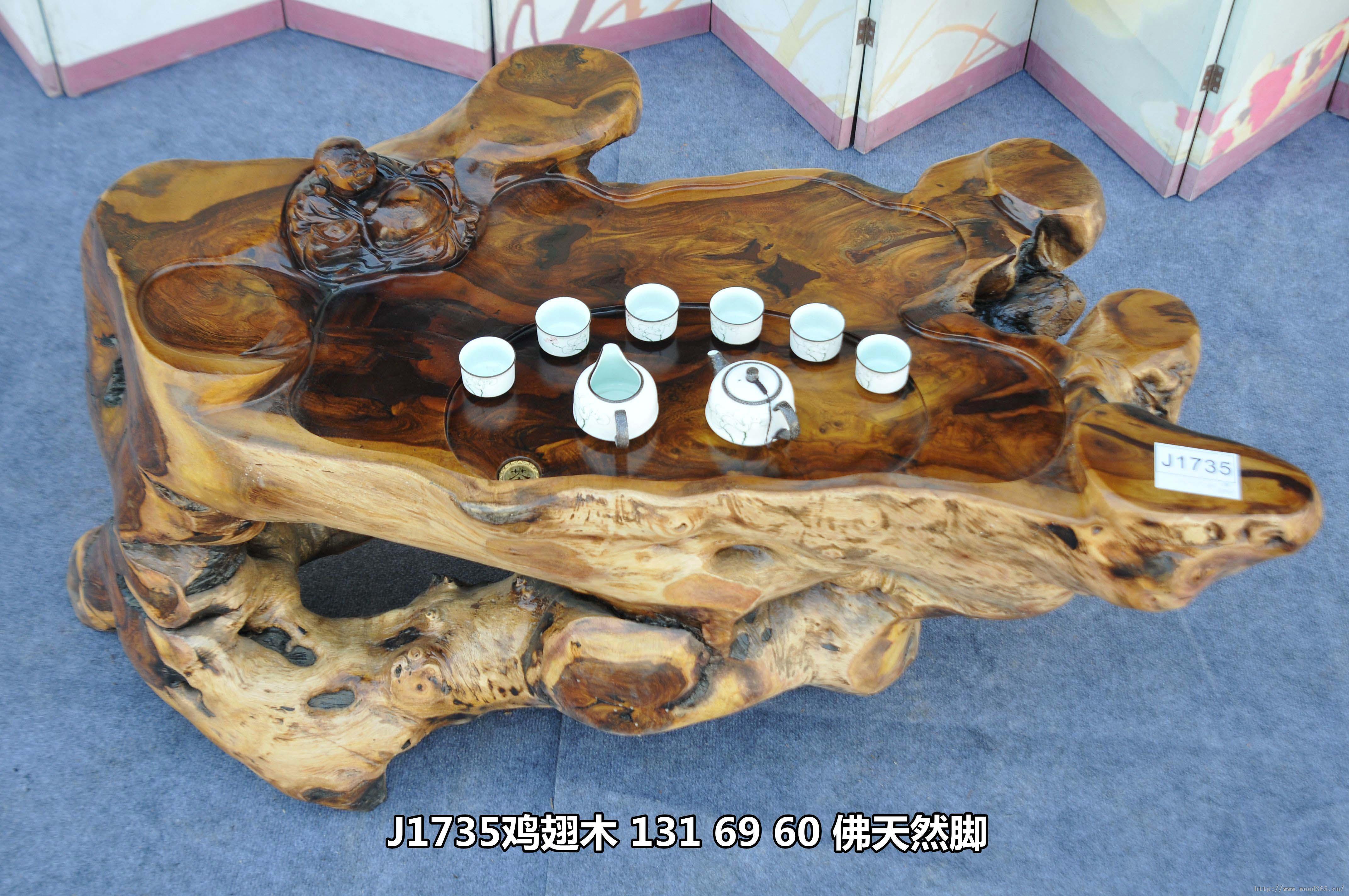 鸡翅木根雕茶几茶桌 天然树根茶台 茶海木雕茶桌 厂家直销