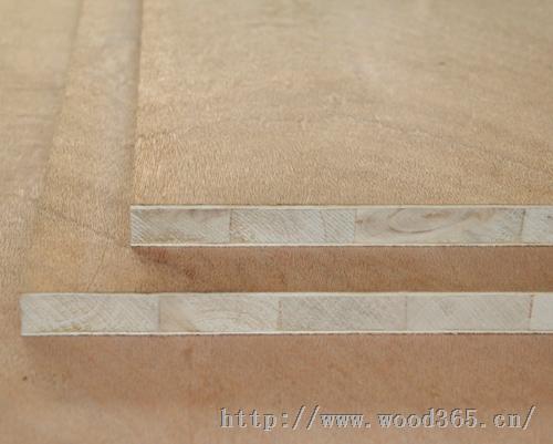 光强牌桃花芯面细木工板