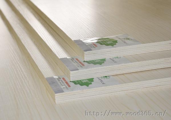 杨木多层细芯生态板