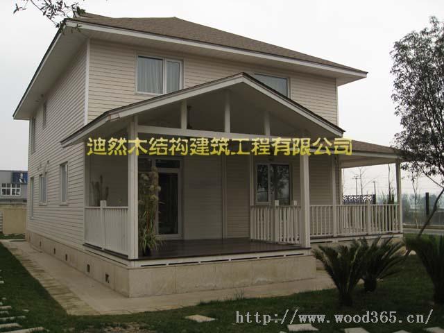 輕型木結構房屋設計,制作,安裝