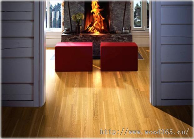 圣象地板三层实木 剑桥橡木