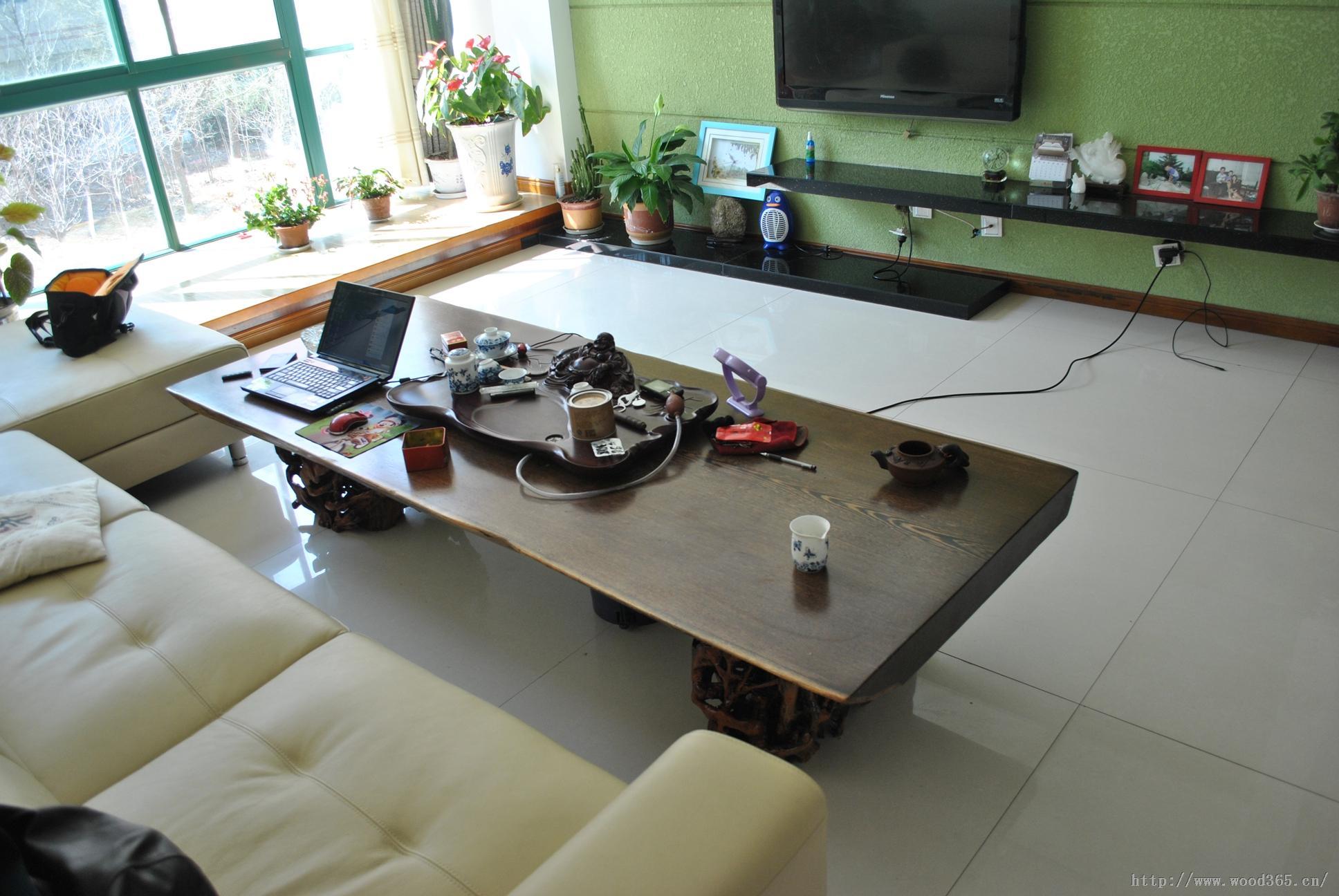 红花梨大板 实木原木大板桌台红木老板办公桌简约