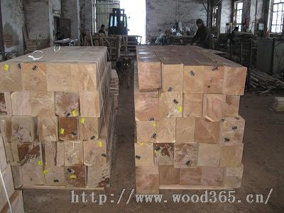 白橡板材 白橡木方