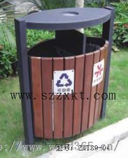 垃圾的分类与处理_垃圾的分类_分类垃圾亭