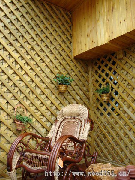 院子木质手工制作大全图片大全