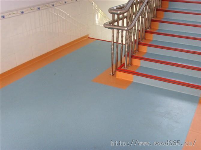 幼儿园教室弹性地板