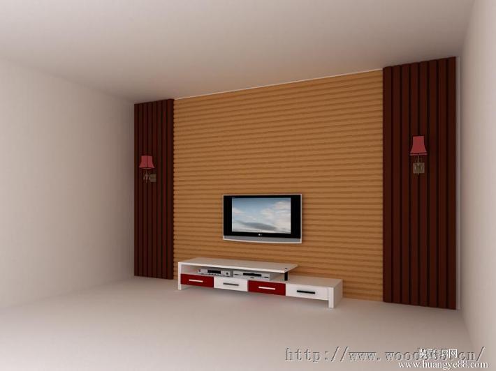 生态木电视背景墙设计?#35745;? width=