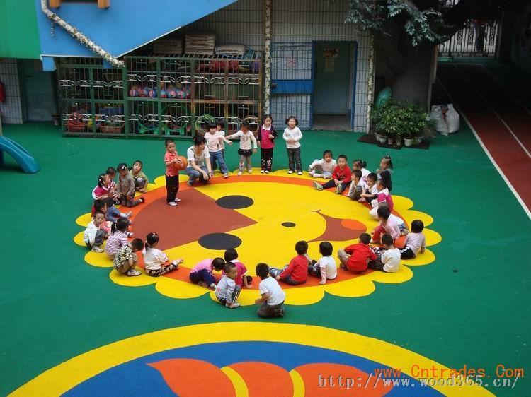 幼兒園活動場地     幼兒園場地設計