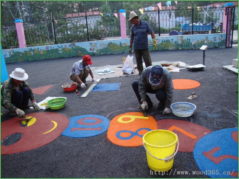 幼儿园场地,中小学体育器械区