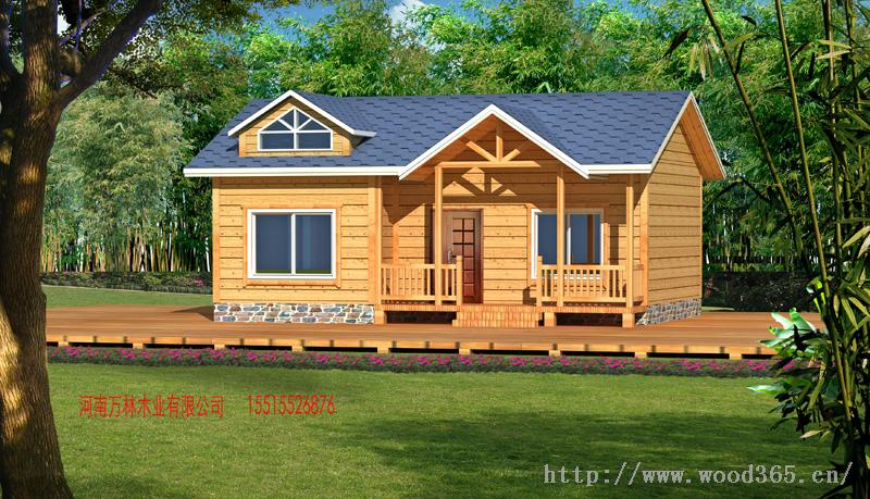安阳木屋公司 木屋设计 安阳防腐木木屋 找万林