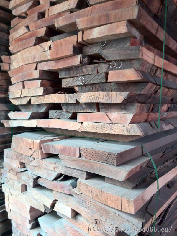 榉木毛边板