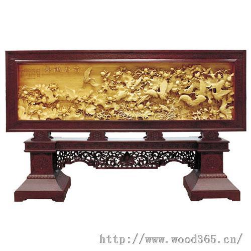 精雕木雕f-0002-东阳大联翔鸿仿古门窗厂