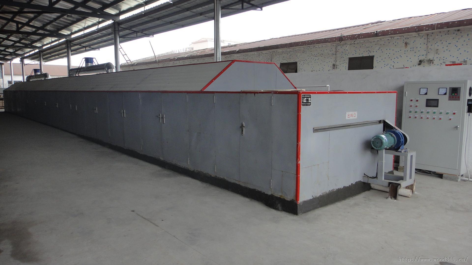 新型单板干燥机