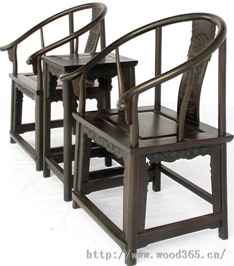 古典家具——明式圈椅