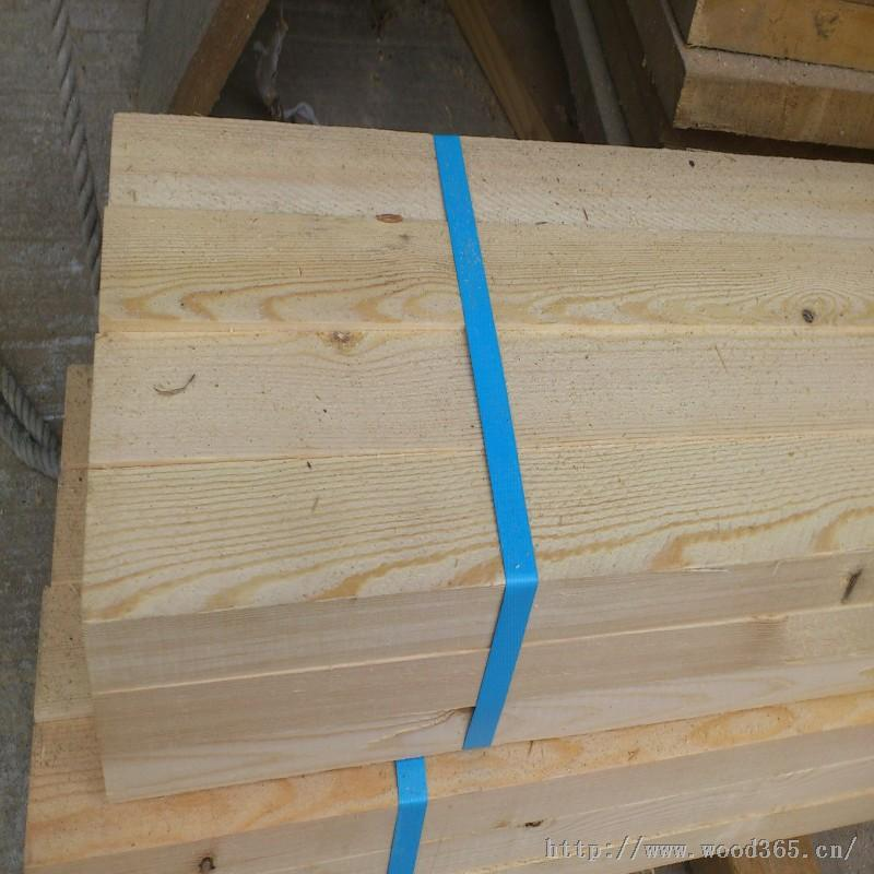 厂家直销正宗东北松木 红松木方 尺寸加工定做