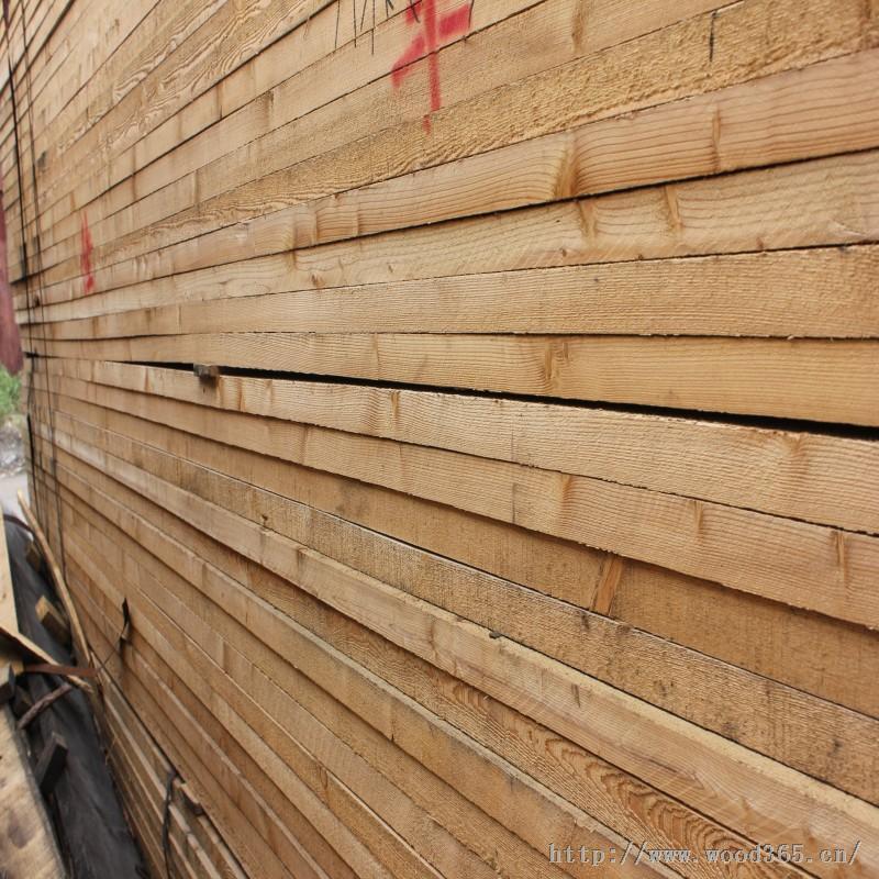 厂家批发俄罗斯进口 落叶松木龙骨 尺寸可加工定制