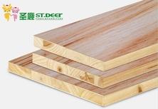 圣鹿国际板材-浅胡桃