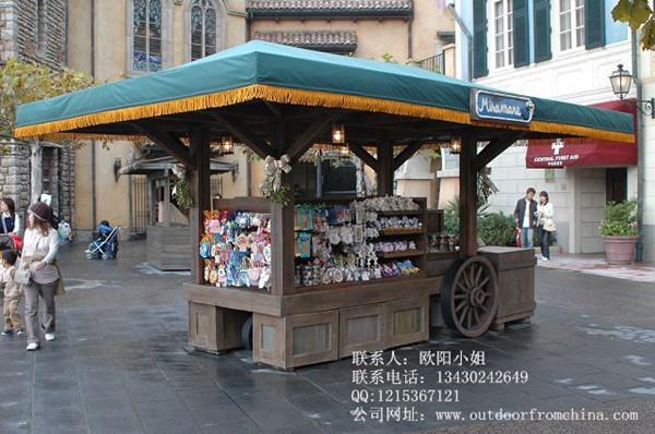 泸州公园售货车,贵阳广场售货亭